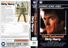 (VHS) Dirty Harry - Clint Eastwood - Große Box -  ungekürzt
