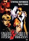 DVD Cynthia Rothrock - Die Tigerkralle 1 + 2 + 3 komplett