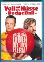 Voll auf die Nüsse - Dodgeball DVD Vince Vaughn s. g. Zust.