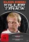 5x DVD: Klaus Kinski-Killer Truck