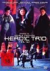 Heroic Trio - Teil 1 & 2 - Ungeschnittene Fassung DVD