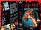 (VHS) Das Nest Brutstätte des Grauens - MGM/UA - ungekürzt