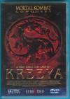 Mortal Kombat - Kreeya DVD Daniel Bernhardt fast NEUWERTIG