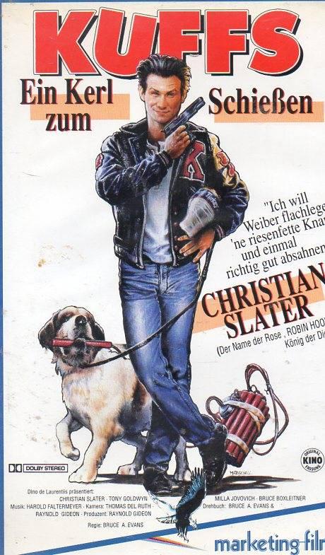 Kuffs - Ein Kerl zum Schießen (25547)