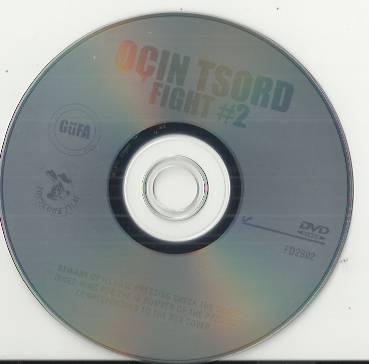Topscore - Ocin Tsord Fight 02 (4806232,Nur DVD)