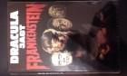 Dracula jagt Frankenstein     grosse Hartbox Neu 75/150