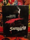 Suspiria UNCUT (Scary Metal Collection 02) NEU/OVP  Blu-ray