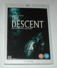 THE DESCENT - SPECIAL EDITION - 2 DVD Box - UNCUT