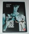 RAPID FIRE ( BRANDON LEE ) - UNCUT