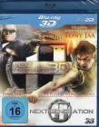 TJ - NEXT GENERATION 3D Blu-ray - Tony Jaa Martial Arts