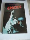 Crazies (große Buchbox, Anolis, selten, 2 DVD´s, OVP)