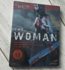THE WOMAN - BLU-RAY STEELBOOK - UNCUT - LIMITED EDITION -RAR