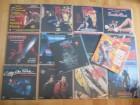 14er Laserdisc Paket - zB Maniac / Texas Chainsaw Massacre