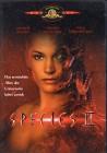SPECIES II Erstauflage Booklet signiert sexy SciFi Alien