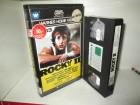VHS - Rocky II 2 - Stallone - Warner Verleih