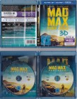 MAD MAX 4: FURY ROAD - [REAL3D + 2D-BLU-RAY] - WARNER - NEU