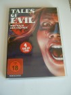 Rarität: Tales of Evil (4 Filme, Titel siehe Backcover)
