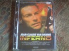 Inferno  - Van Damme - uncut dvd - Jewel Case