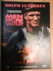 Men of War Blu Ray + DVD Mediabook unrated 84er D. Lundgren