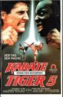 (VHS) Karate Tiger 5 - König der Kickboxer - Loren Avedon