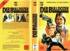 (VHS) Der Bulldozer -  Chuck Norris -  CBS / FOX - Große Box