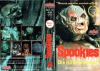 (VHS) Spookies - Die Killermonster -  Highlight - Grosse Box