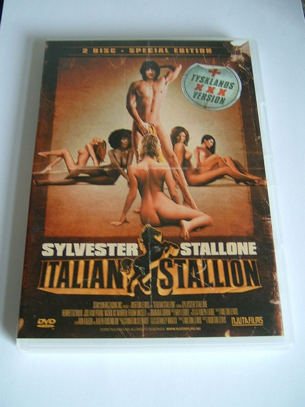 Italion Stallion (Stallone, mit deutscher HC Version, 2 DVDs