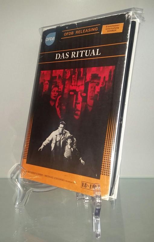 OFDB - DAS RITUAL Gr. Hartbox Cover B - Lim. 44