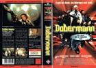 (VHS) Dobermann - Vincent Cassel - Große Box -  ungekürzt