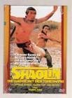 Shaolin - die Rache mit der Todeshand - B