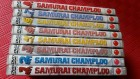 Samurai Champloo Vol. 1-8 DVD