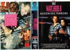 (VHS) Watchers II - Augen des Terrors - ungekürzt