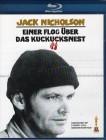 EINER FLOG ÜBER DAS KUCKUCKSNEST Blu-ray - Jack Nicholson