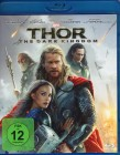 THOR 2 The Dark Kingdom - Blu-ray Marvel Avengers Hemsworth