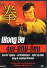 WANG YU 4er DVD-Box DUELL DER GIGANTEN + STAHLHARTEN 4  ++