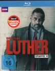 LUTHER Staffel 4 Blu-ray - Idris Elba BBC super Crime Serie