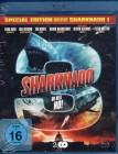 SHARKNADO 3 Oh Hell No! - uncut SE 2x Blu-ray + SHARKNADO 1