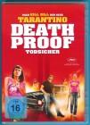 Death Proof - Todsicher DVD Kurt Russell NEUWERTIG