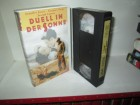 VHS - Duell in der Sonne - Gregory Peck - Toppic