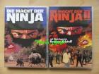 Die Macht der Ninja 1+2 (Uncut)