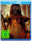 Der Hobbit - Teil 1 ( Blu-ray 3D+2D ) ( OVP )