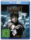 Der Hobbit - Teil 3 ( Blu-ray 3D ) ( OVP )