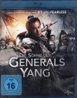DIE SÖHNE DES GENERALS YANG Blu-ray - Asia Hit Ronny Yu