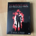 STEPFATHER - DIE TRILOGIE ( Teile 1 - 3 ) 3 DVDs uncut