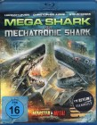 MEGA SHARK VS. MECHATRONIC SHARK Blu-ray - Trash SciFi
