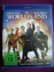 BLU RAY WORLDS END