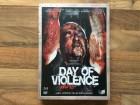 DAY OF VIOLENCE BLU RAY MEDIABOOK COVER C NEU / OVP