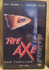 The Axe VHS Pressecassette selten No Dvd!(D53)