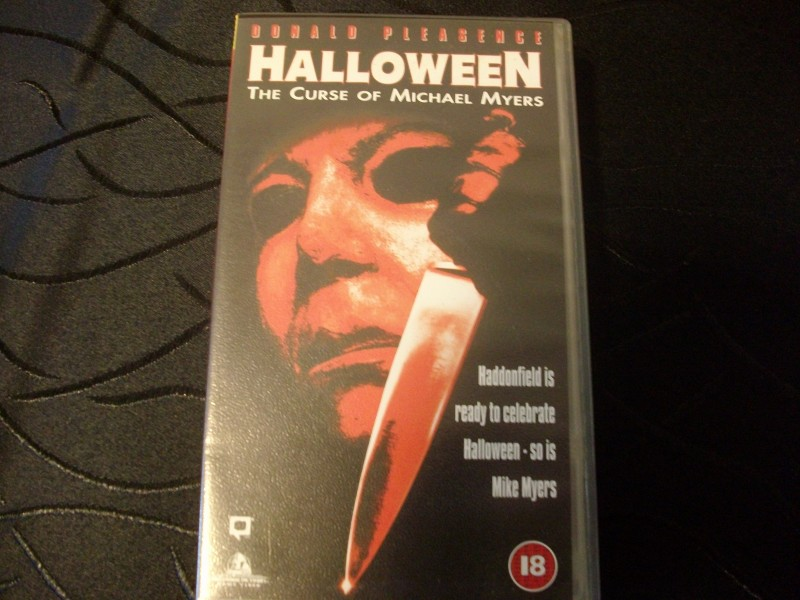 VHS: Halloween - The Curse of Michael Meyers