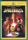 Spaceballs - 2 Disc Gold Edition DVD Mel Brooks s. g. Zust.